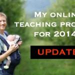 Teaching Update 2014