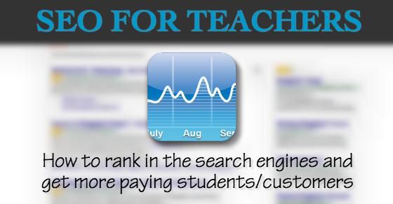 SEO for Teachers
