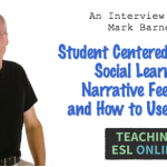Mark Barnes Interview