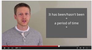 Youtube Example English Teacher