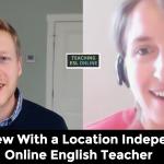 Interview with Teacher Diane