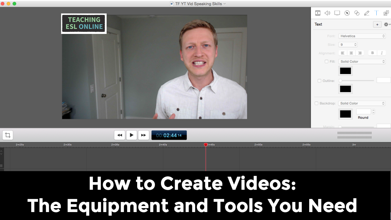 Equipment Tools Videos TESLO
