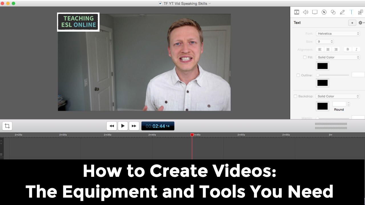 Equipment Tools Videos TESLO