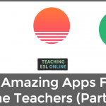 3 Apps for Online Teachers
