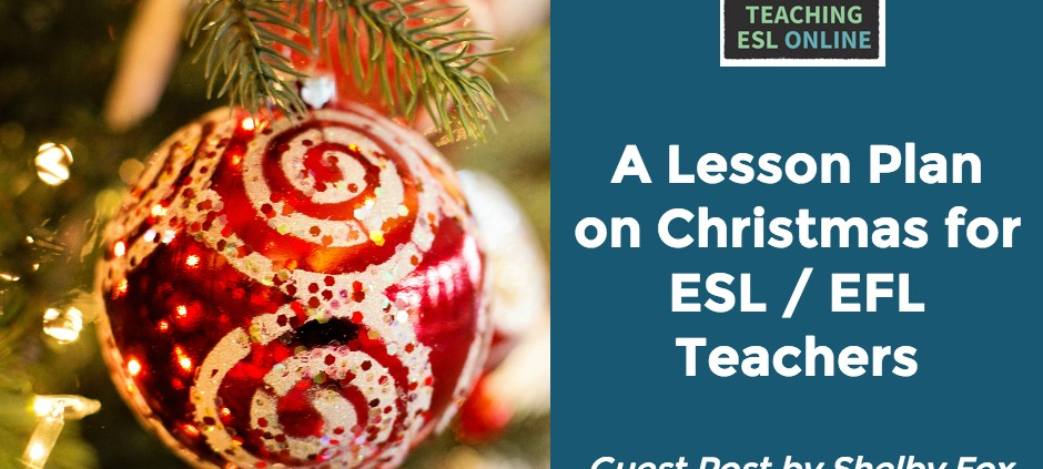 Lesson Plan Christmas Shelby