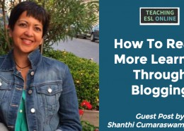 Shanthi Guest Post