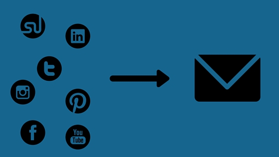 Email Marketing using Social Media
