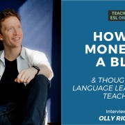 Olly Richards Interview