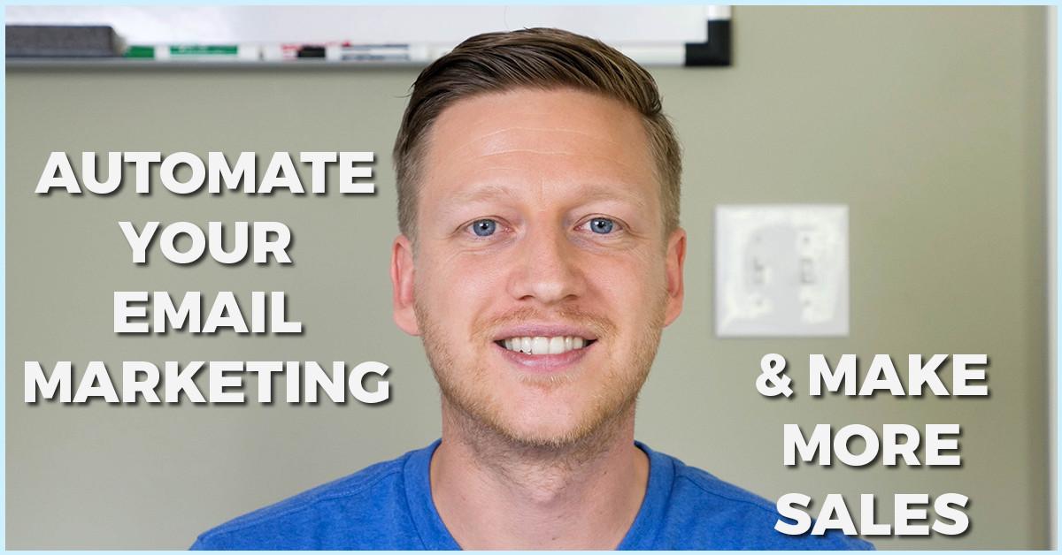 Email Marketing - autoresponder series - automate email marketing