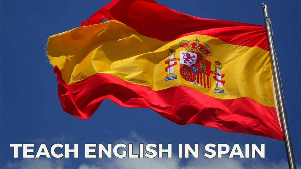 how to get a job teaching english in spain