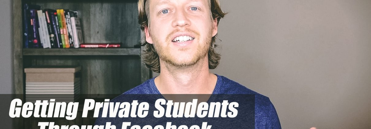 Private Students Facebook
