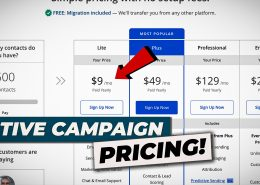 Active Campaign Pricing