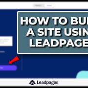 LeadPages Sites Review to Build Wesbite