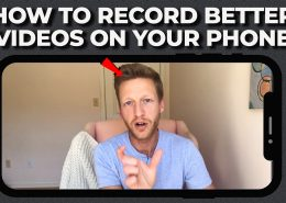 Recording Videos on Your Phone
